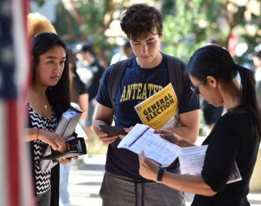 Why COVID-19 Threatens Student Votes in California