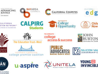 Increasing Competitive Cal Grants in the 2021-22 State Budget
